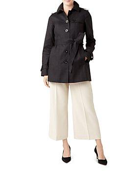 HOBBS LONDON - Ella Short Trench Coat - 100% Exclusive