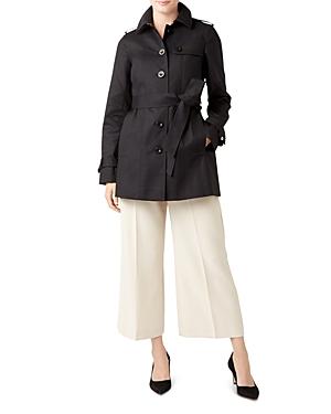 Ella Short Trench Coat