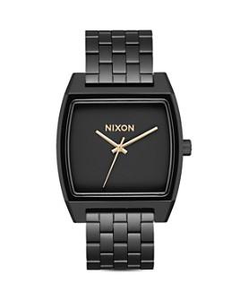 Nixon - Time Tracker Link Bracelet Watch, 37mm