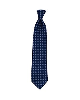 The Men's Store at Bloomingdale's - Diamond Florette Classic Necktie - 100% Exclusive