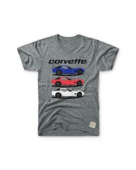 Retro Brand - Boys' Corvette Triple Car Tee - Little Kid, Big Kid