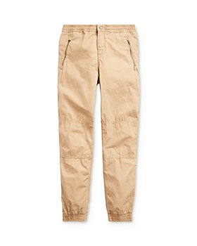 Ralph Lauren - Boys' Solid Jogger Pants - Little Kid, Big Kid