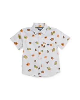 Mini Series - Boys' Comic Camp Shirt, Little Kid - 100% Exclusive