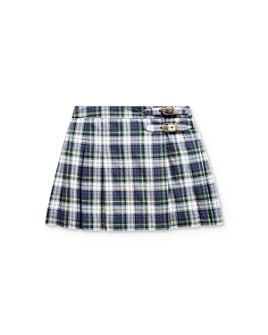 Ralph Lauren - Girls' Plaid Madras Skirt - Little Kid