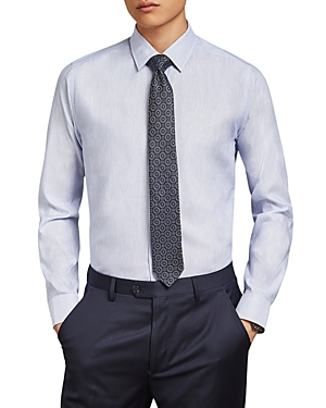 Ted Baker T-shirts VERTICAL STRIPE SLIM FIT SHIRT