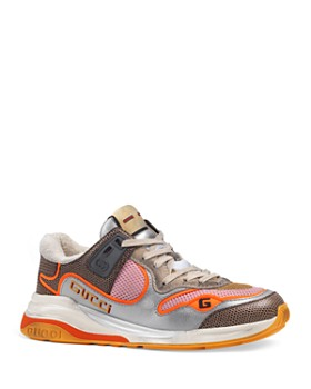 Gucci - Women's Ultrapace Mixed Media Sneakers