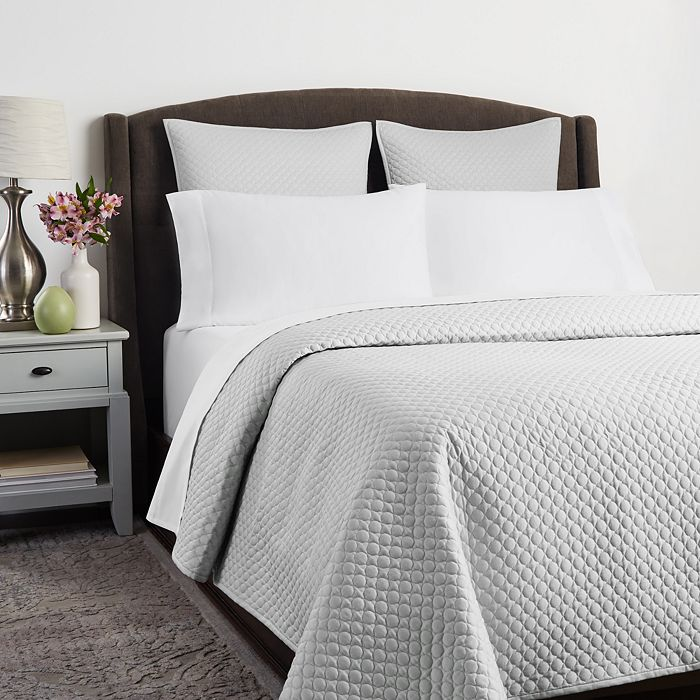 Sky - Quatrefoil Quilted Collection