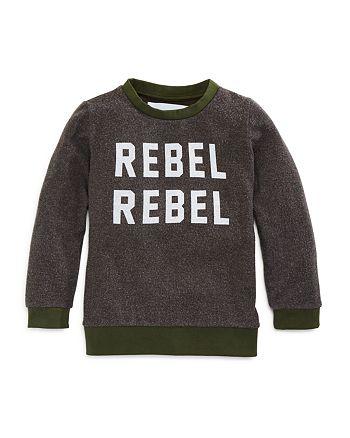 SOL ANGELES - Unisex Fleece Rebel Sweatshirt - Little Kid, Big Kid