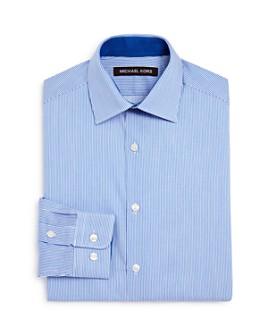 Michael Kors - Boys' Striped Dress Shirt - Big Kid