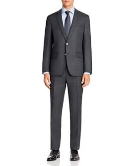 BOSS - Helford/Gander Tic Weave Slim Fit Suit