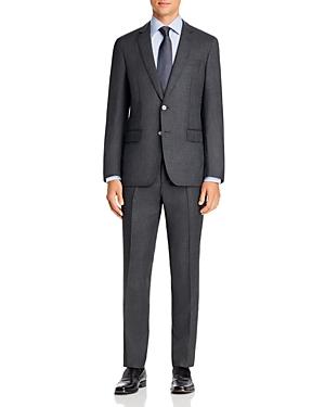 Boss Helford/Gander Tic Weave Slim Fit Suit