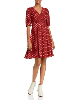 Rebecca Taylor - Sunrise Dot Dress