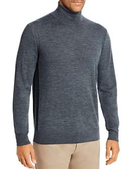 Michael Kors - Merino Wool Turtleneck Sweater