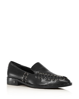 Freda Salvador - Women's Zie Corset Loafers