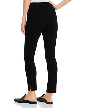 Eileen Fisher - Slim Cropped Pants -100% Exclusive