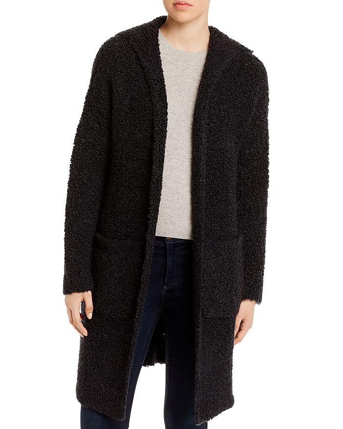 Eileen Fisher - Hooded Long Cardigan