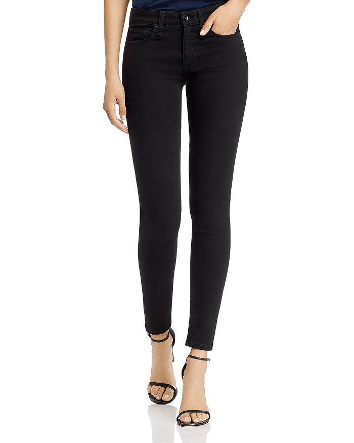 rag & bone - Cate Mid-Rise Ankle Skinny Jeans