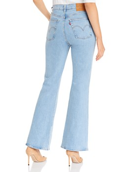 Levi's - Ribcage Flared Jeans in Tango Light