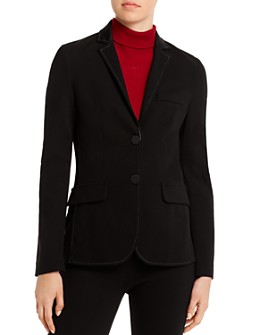 Piazza Sempione - Two-Button Notch-Lapel Jersey Blazer