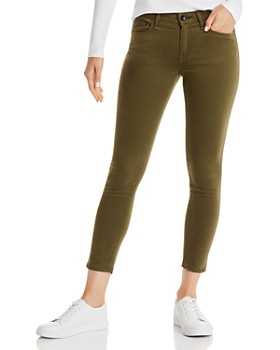 rag & bone - Nina High-Rise Ankle Skinny Pants