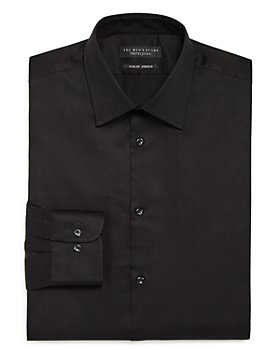 The Men's Store at Bloomingdale's - Solid Stretch Slim Fit Dress Shirt