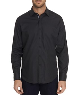 Robert Graham - Micro Houndstooth-Print Classic Fit Shirt