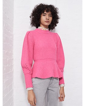 Rebecca Taylor - Peplum Sweater