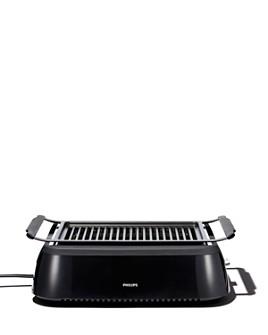 Philips - Smokeless Indoor Grill