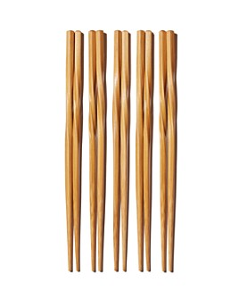Totally Bamboo - Twist Reusable Chopsticks (5 Pairs)