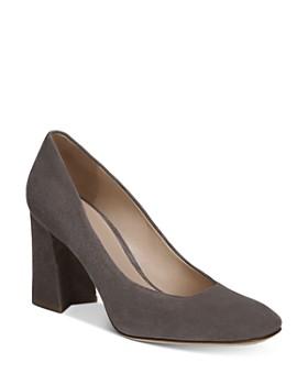 Via Spiga - Women's Beatrice Block Heel Pumps