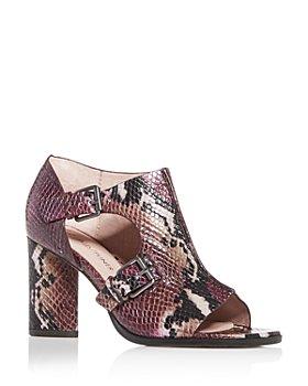 Donald Pliner - Women's Fouu Buckle High-Heel Sandals