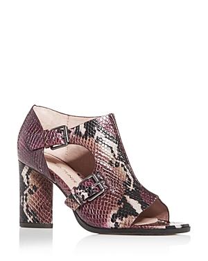 Donald Pliner Women\\\'s Fouu Buckle High-Heel Sandals