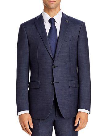 John Varvatos Star USA - Twill Solid Slim Fit Suit Jacket
