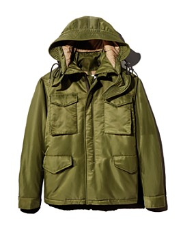 EASTLOGUE - Field Jumper Jacket
