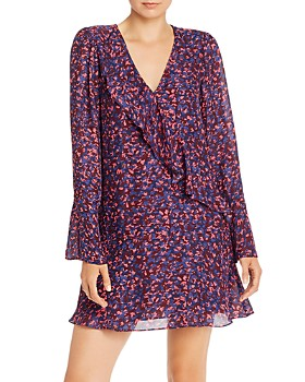 Parker - Skylar Ruffled Shift Dress - 100% Exclusive