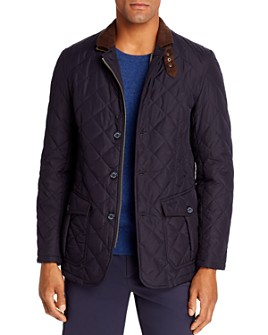 Barbour - Quilted Lutz Jacket
