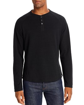 Sovereign Code - Waffle-Knit Henley