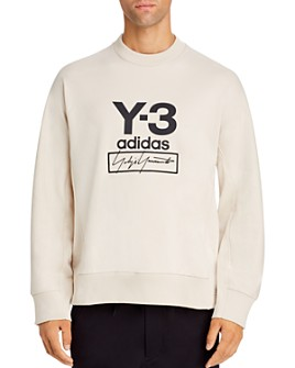 Y-3 - Stacked Logo Sweatshirt