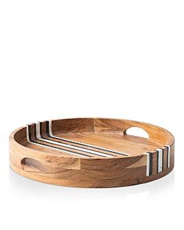 Juliska - Stonewood Stripe Tray