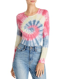 AQUA - Tie-Dye Bodysuit - 100% Exclusive