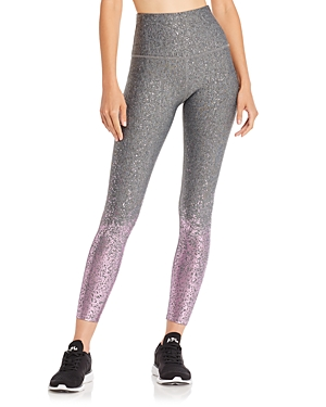 Beyond Yoga ALLOY OMBRE HIGH-WAIST LEGGINGS