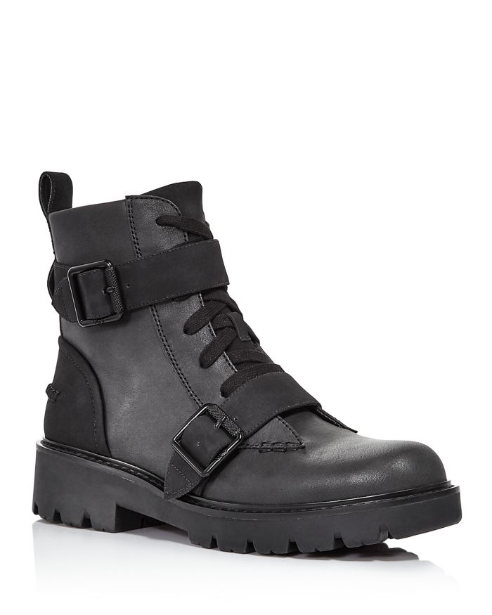 UGG® Women's Noe Lace-Up Boots    Bloomingdale's
