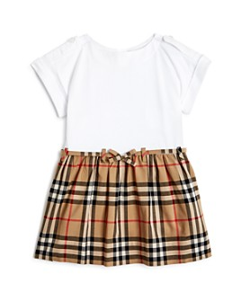 Burberry - Girls' Rhonda Vintage Check Dress - Baby