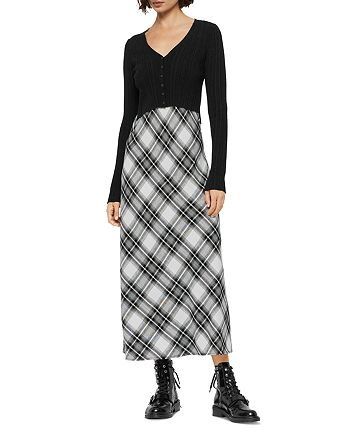 ALLSAINTS - Nina Two-Piece Slip Dress