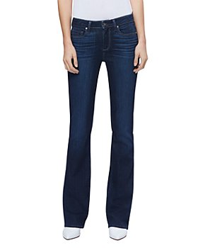 PAIGE - Manhattan Boot Jeans in The 101