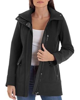 Badgley Mischka - Hooded Paneled Jacket