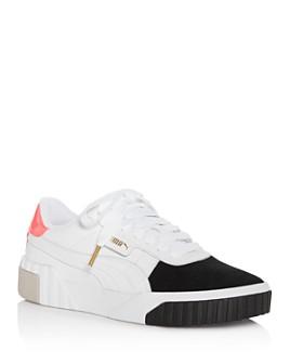 PUMA - Women's Cali Remix Low-Top Sneakers