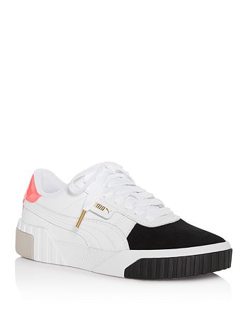 PUMA Women's Cali Remix Low-Top Sneakers | Bloomingdale's