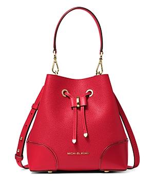 Michael Michael Kors Mercer Gallery Small Bucket Bag
