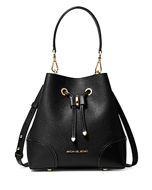 Michael Michael Kors Mercer Gallery Small Bucket Bag